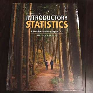 Introductory Statistics A Problem Solving Approach 2e