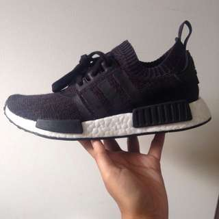 *PRICE DROP* NMD 'Winter Wool' R1 PK