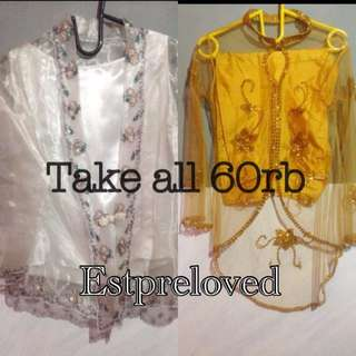 Kebaya - Take All 60k