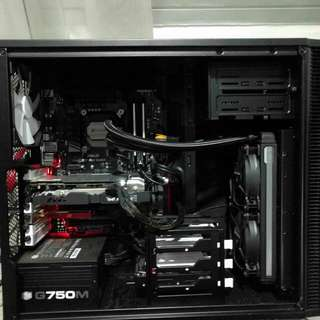 Rarely used i5 gaming PC for sales!