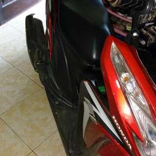 Dijual motor Vario Tecno 125 Bulan Maret tahun 2013