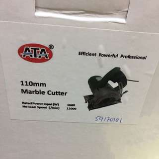 [Ata] Marble Cutter For Marble, Metal, Wood