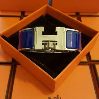 Hermès Clic-Clac H Bracelet (Brand New)