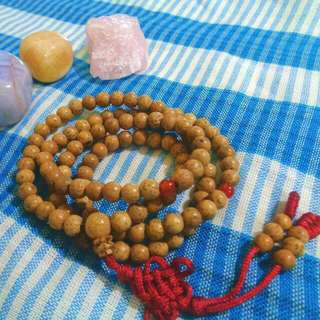 Mala Beads (Lotus Seeds) from Nepal