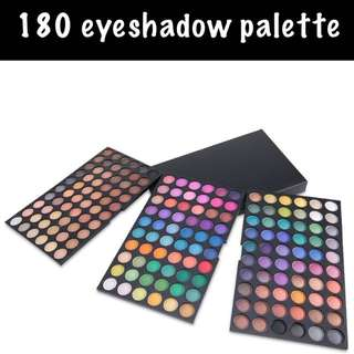 Eye Shadow Palette 180