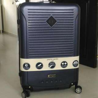 """💼BN 24"""" Double Coil Security Zip Luggage (Pierre Cardin)💼"""