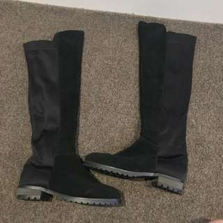 SW5050 Similar Style Boots