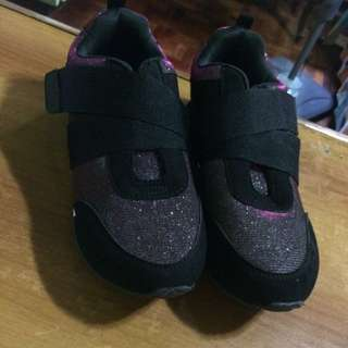 Juicy Couture Sneakers (size 6)