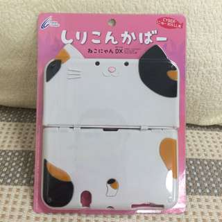 Cyber NEW 3DS XL LL Cat Neko Nyan DX Nintendo XL Silicon soft Cover