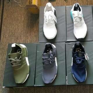 Nmd R1s And Nmd Xr1s Size 10.5 Us And 11US