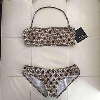 JETS Printed Bikini