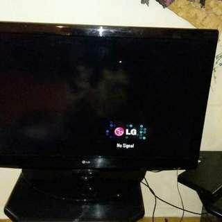 LG  46inch Flat screen