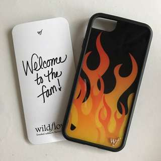 Wildflower Case for iPhone 7