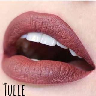 Authentic Colourpop Tulle Onhand