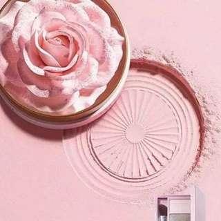 LANCOME日本專櫃正品 2017春妝 巴黎玫瑰珠光蜜粉
