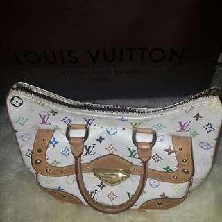 Authentic Louis Vuitton Multicolor Rita