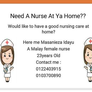 Private Nurse Home Services