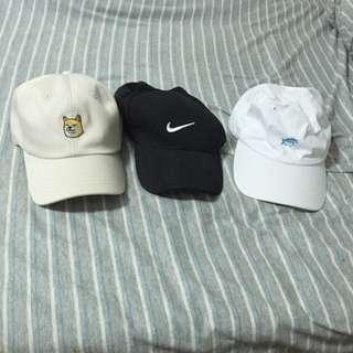 棒球帽 老帽 鴨舌帽 帽子