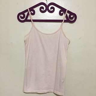 FOREVER21 Pink Tank Top