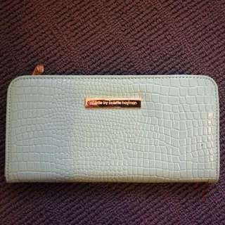 Colette Crocodile Skin Wallet/Purse