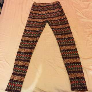 Aztec Design, Leggings