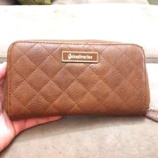 Stradivarius Brown Wallet
