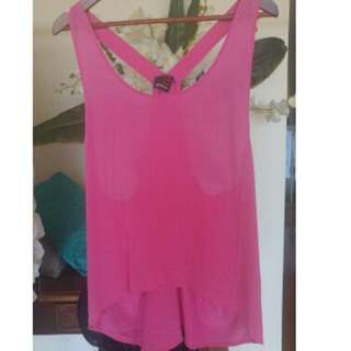 Maurie & Eve singlet
