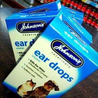 Johnson's Veterinary Ear Drop