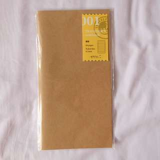 Midori Refill Lined Notebook 64 pages (Regular)