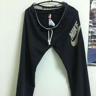 Nike 長褲 縮口