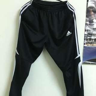 Adidas 縮口 足球褲