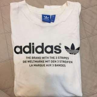 愛迪達t-shirt