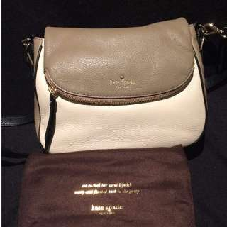 Authentic Kate Spade New York Small Devin Leather Bag BNWOT RRP 298 USD/406 AUD