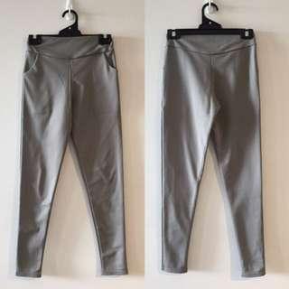 Grey Pants - Size 6
