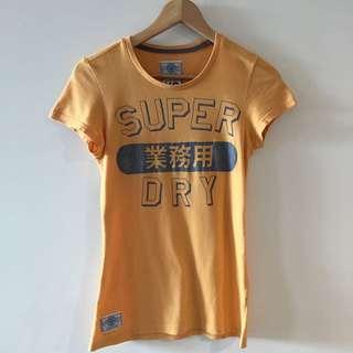 Super Dry T-shirt - Size XS