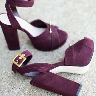 Zimmermann Platform Sandals (negotiable)
