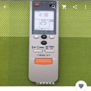 Fujitsu Remote Control (Replacement)