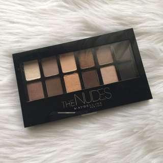 Maybelline Nudes Palette