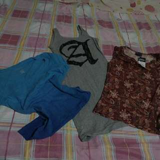 Branded Clothes in Bundle 7