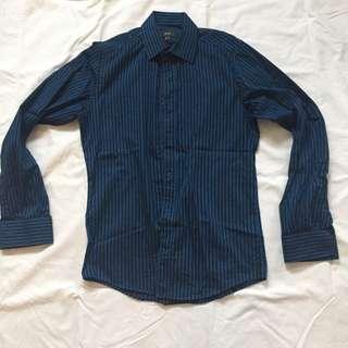 MEXX MEN'S DRESS SHIRT