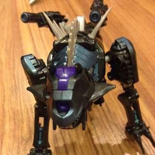 Transformer ROTF Ravage Loose Missing Tail & Leg