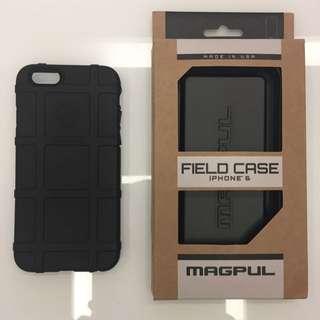 美國軍用戰術防摔保護殼 iPhone 6/6s(4.7吋) - 黑色