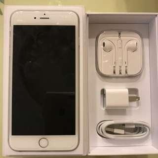 Apple Iphone 6 Plus 16GB 銀色美國機/保存良好