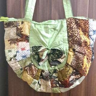 Batik Shoulderbag
