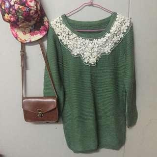 ✨長版氣質針織毛衣