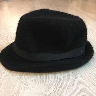 軟毛紳士帽