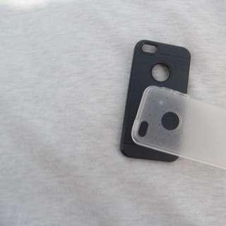 Case 2 In 1 Hardcase + Softcase