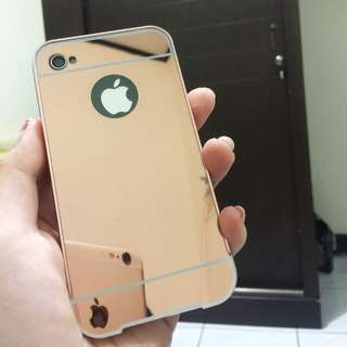 Mirror Case Iphone 4