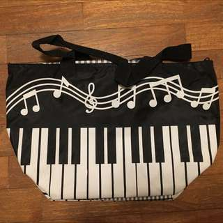 Piano Keys Bag