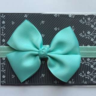 Baby Girl Headbands Knot Bow